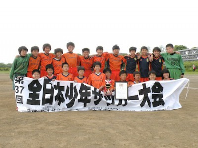 府ロクサッカークラブ