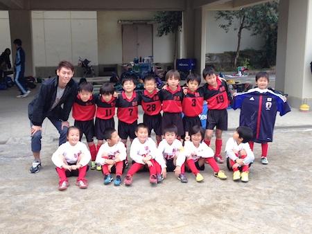 小野大輔選手が応援に来てくれました。